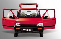 Daewoo Tico 0.8